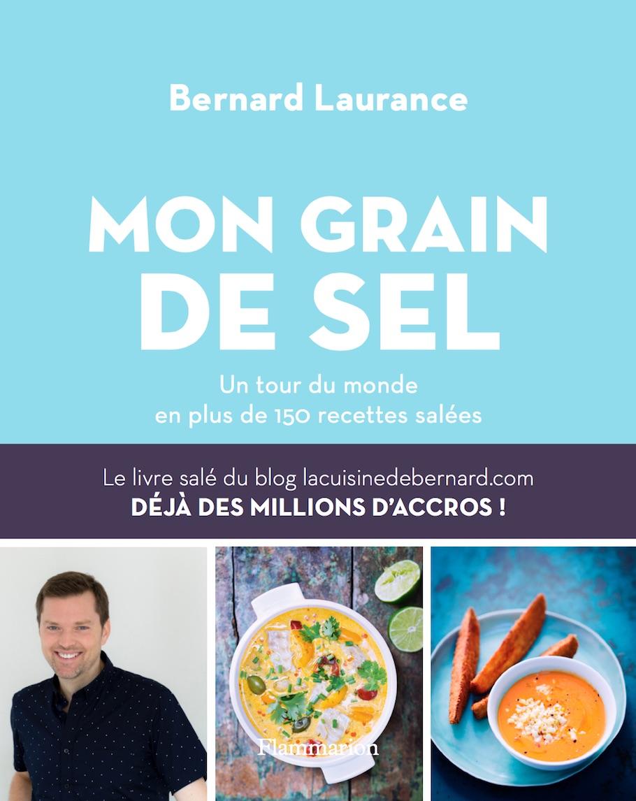 Mon grain de sel - Bernard Laurance