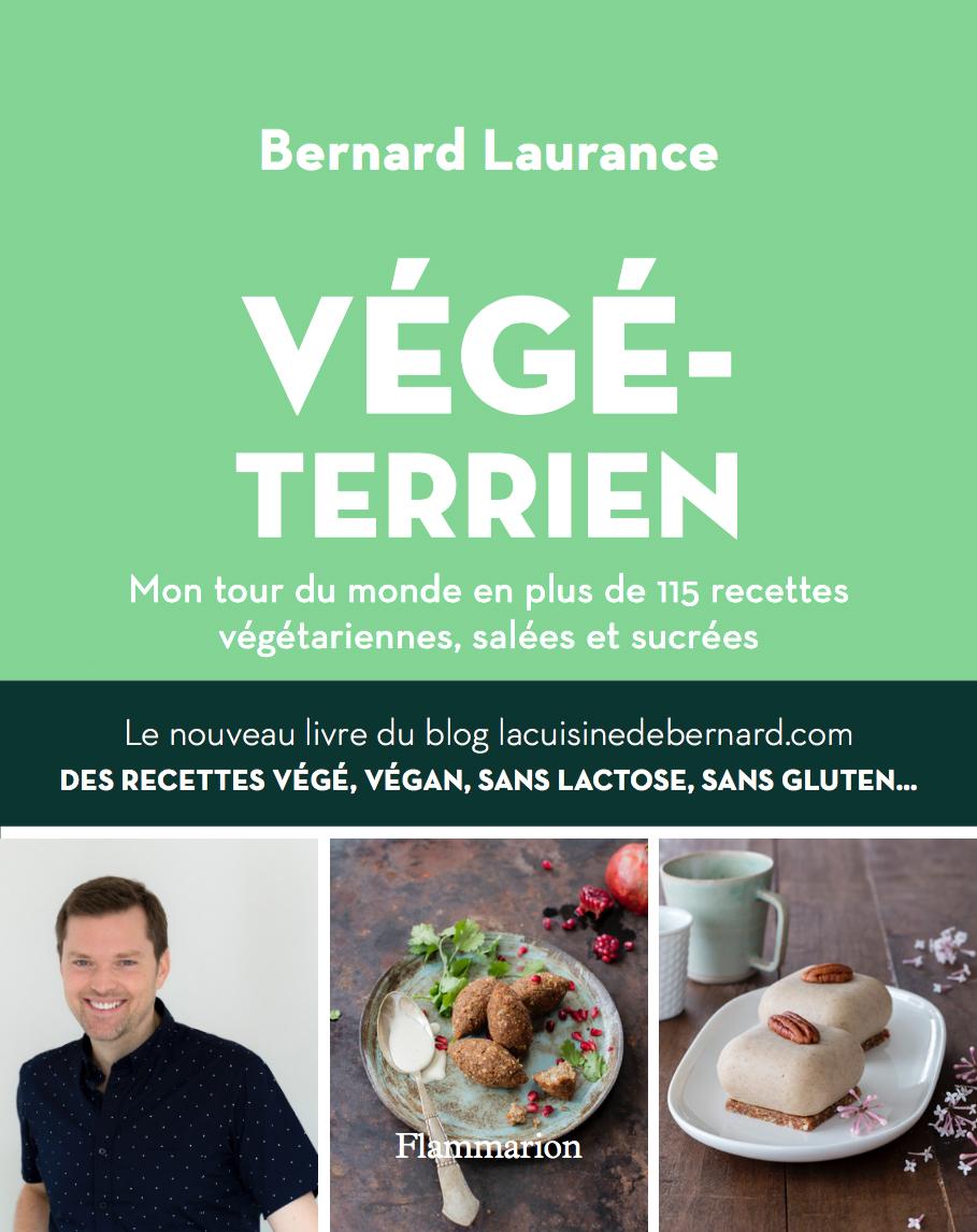 Végéterrien - Bernard Laurence