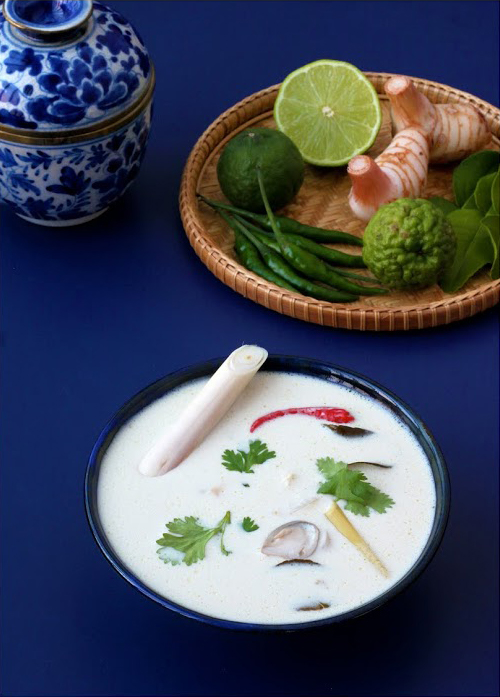 Atelier de cuisine Thaïlandaise - La cuisine de Bernard