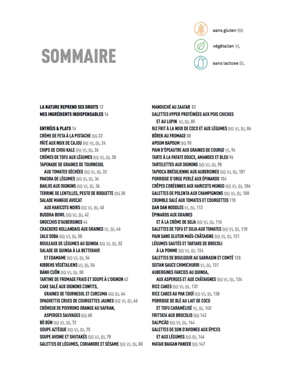 Végéterrien - Bernard Laurance